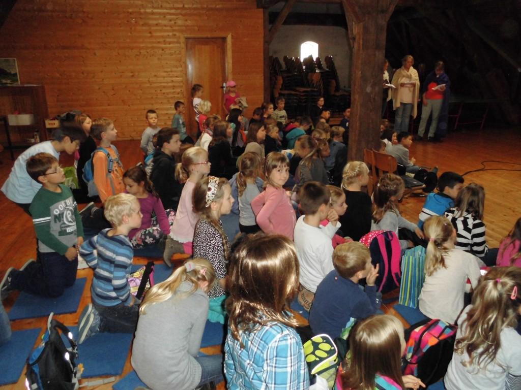 Ökumenischer Kinderbibeltag Vohburg 2015