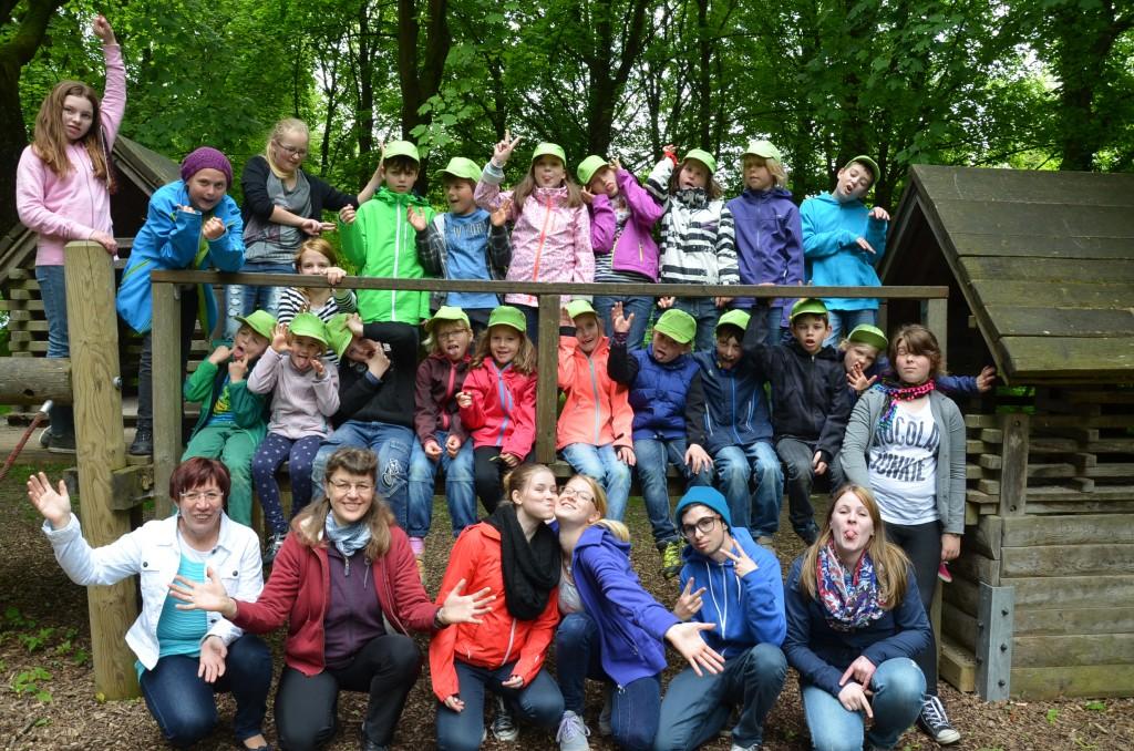 Kindergruppenfreizeit 2014